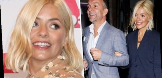 Holly Willoughby: 'Love you so much' This Morning star shares rare family moment