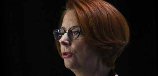 Julia Gillard to speak at Johnson's first Tory conference as PM