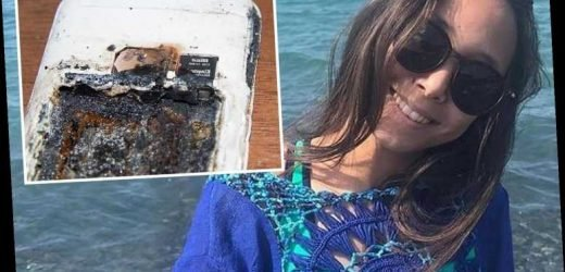 Girl, 14, killed in her sleep by exploding phone after going to bed listening to music while device was charging