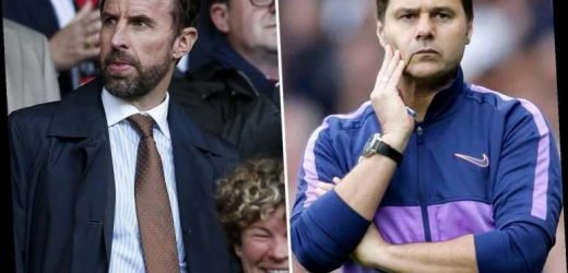 Tottenham 'make Southgate top managerial target if Pochettino leaves Spurs' – The Sun