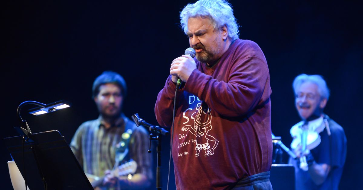 Musician Daniel Johnston who inspired Kurt Cobain dies from heart attack at 58