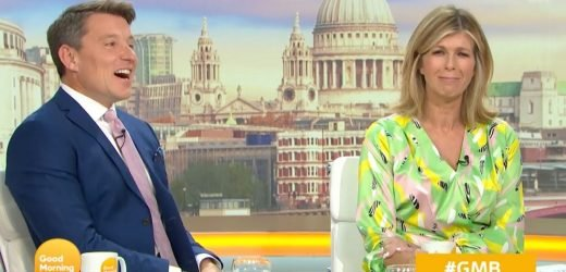 GMB guest stuns hosts over Ann Widdecombe 'p***y' joke live on air