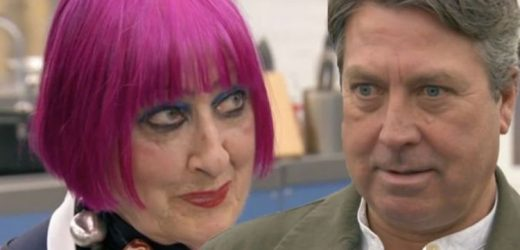 Celebrity MasterChef 2019: 'State of that!' Viewers in turmoil over Zandra Rhodes' sausage