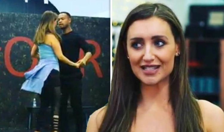 Strictly Come Dancing 2019: 'I'm worried' Catherine Tyldesley reveals sickness fears