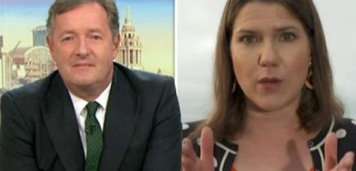 Piers Morgan savages 'democrat' Swinson on stop Brexit vow – 'You must honour the result!'
