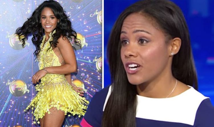 Alex Scott: Strictly 2019 star hits back at 'unfair advantage' claims after previous win