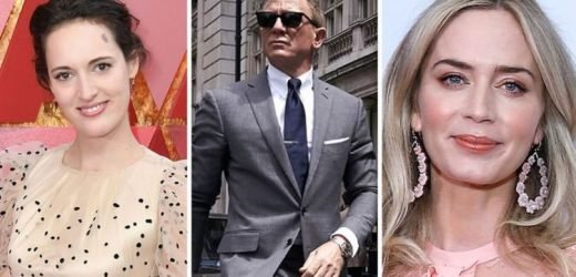 James Bond female: Who could play James Bond? More stars say woman would be 'amazing'