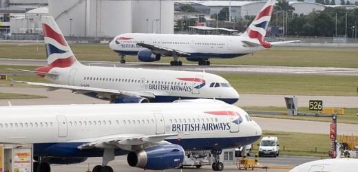 British Airways passengers brace for two days of travel chaos