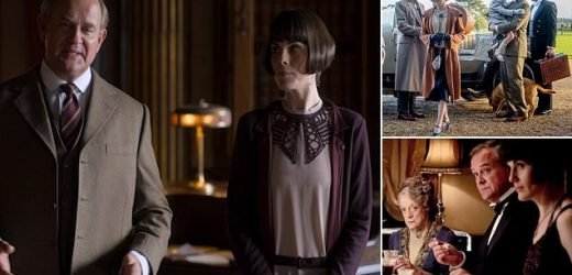 JAN MOIR's view ahead of the release of the Downton Abbey movie
