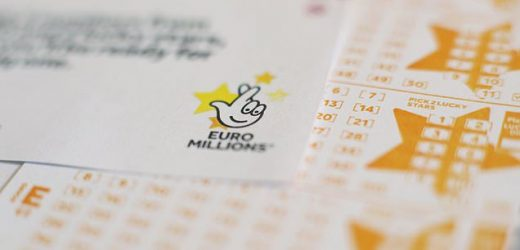 Massive £143 MILLION lottery jackpot is up for grabs tonight