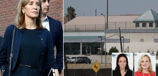 Felicity Huffman asks to do sentence in one of nation's cushiest jails