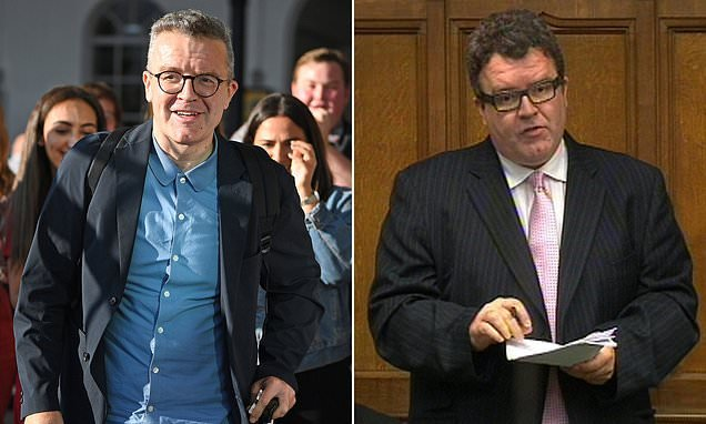 Tom Watson plot to 'become PM sparked bid to oust him as deputy'