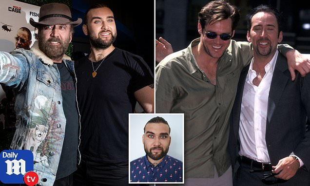 Nicolas Cage's son Weston opens up on growing up as Hollywood royalty
