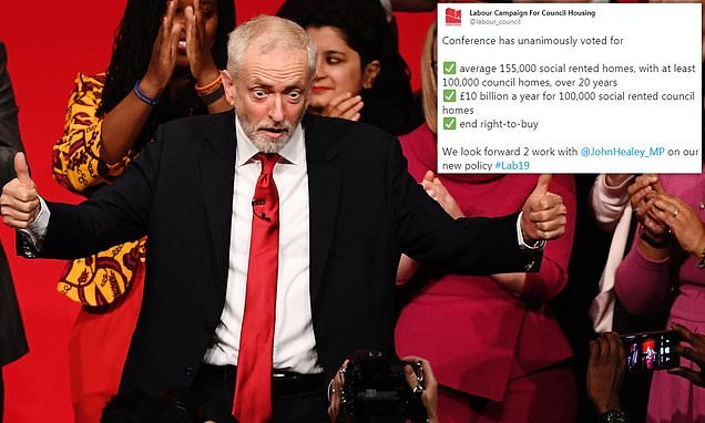 Labour backs plan to seize empty homes and control property prices