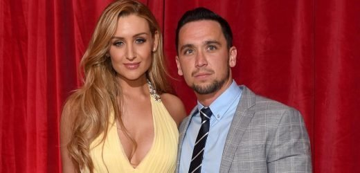 Cath Tyldesley's husband not worried about falling victim to 'Strictly curse'