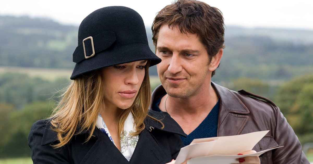 PS I Love You sequel confirmed with Hilary Swank returning to Gerard Butler chick flick