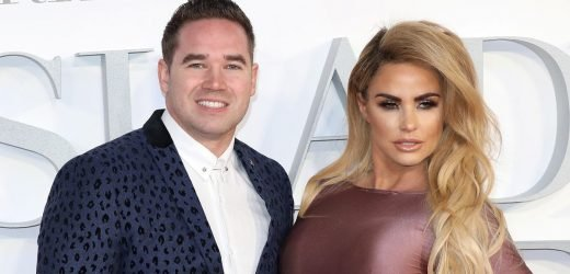 Paranoid Katie Price 'convinced everyone's out to get her' says ex Kieran Hayler