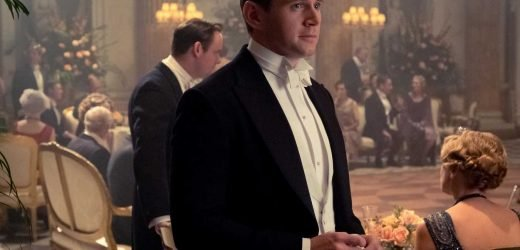 Downton Abbey star Allen Leech onMichelle Obama, his movie love story