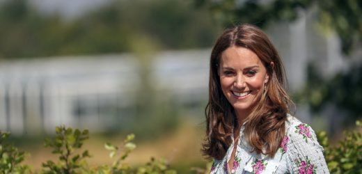 Kate Middleton Just Wore TONS Of Florals Because Summer Isn't Over Yet
