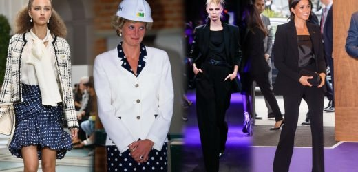 Is It Just Us, or Is Royal Suiting Ruling the Runways?