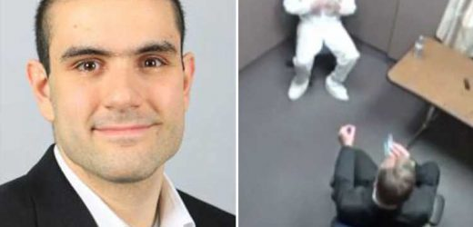 Chilling moment 'Incel' maniac tells cops 'I've accomplished my mission' after mowing down 10 people in Toronto because he was sexually frustrated – The Sun