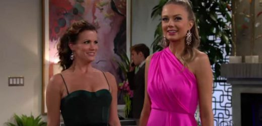 The Young and the Restless week ahead: The Grand Phoenix launch party descends into chaos
