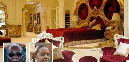 Inside the luxury life of blood-soaked Robert Mugabe and his shopaholic wife Grace who 'looted $1bn' as Zimbabwe starved – The Sun