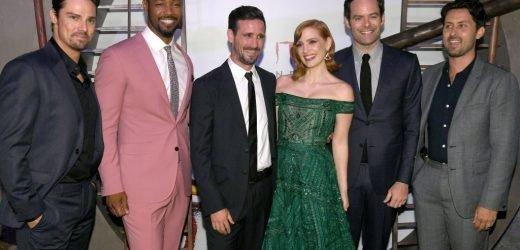 This 'It: Chapter Two' Actor Was Almost In 'Chapter One'