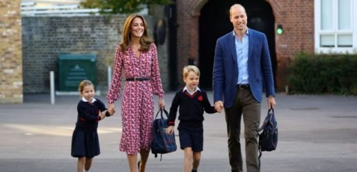 Kate Middleton Continues To Break Royal Protocol When It Comes To Raising Her Kids