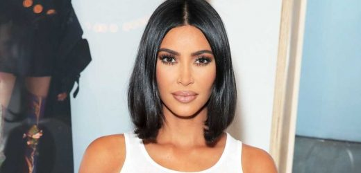 LOL! Kim Kardashian Talks Pee Holes in Shapewear