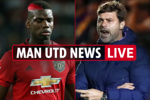 12.40pm Man Utd news LIVE: Pogba demands £30m-a-year new deal, Pochettino £32 approach considered, Mandzukic 'waiting' for United – The Sun