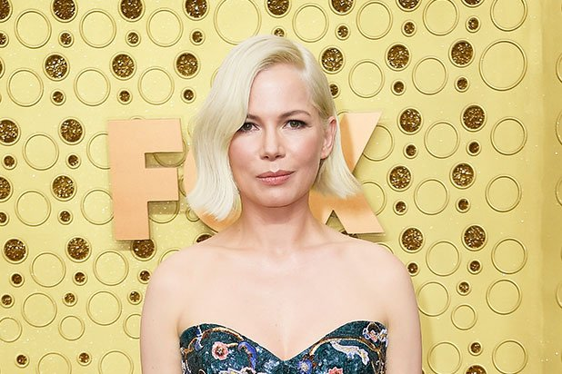 Emmys: 'Fosse/Verdon' Star Michelle Williams Thanks 'Bosses' for Equal Pay With Co-Star
