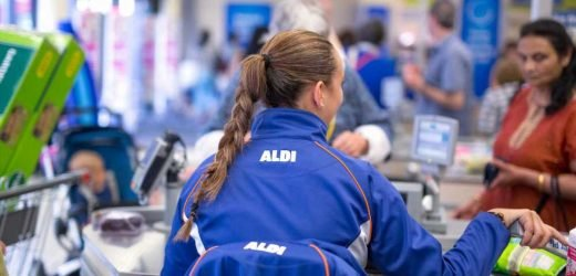 Aldi is hiring new staff around the UK and you could get paid over £76k a year