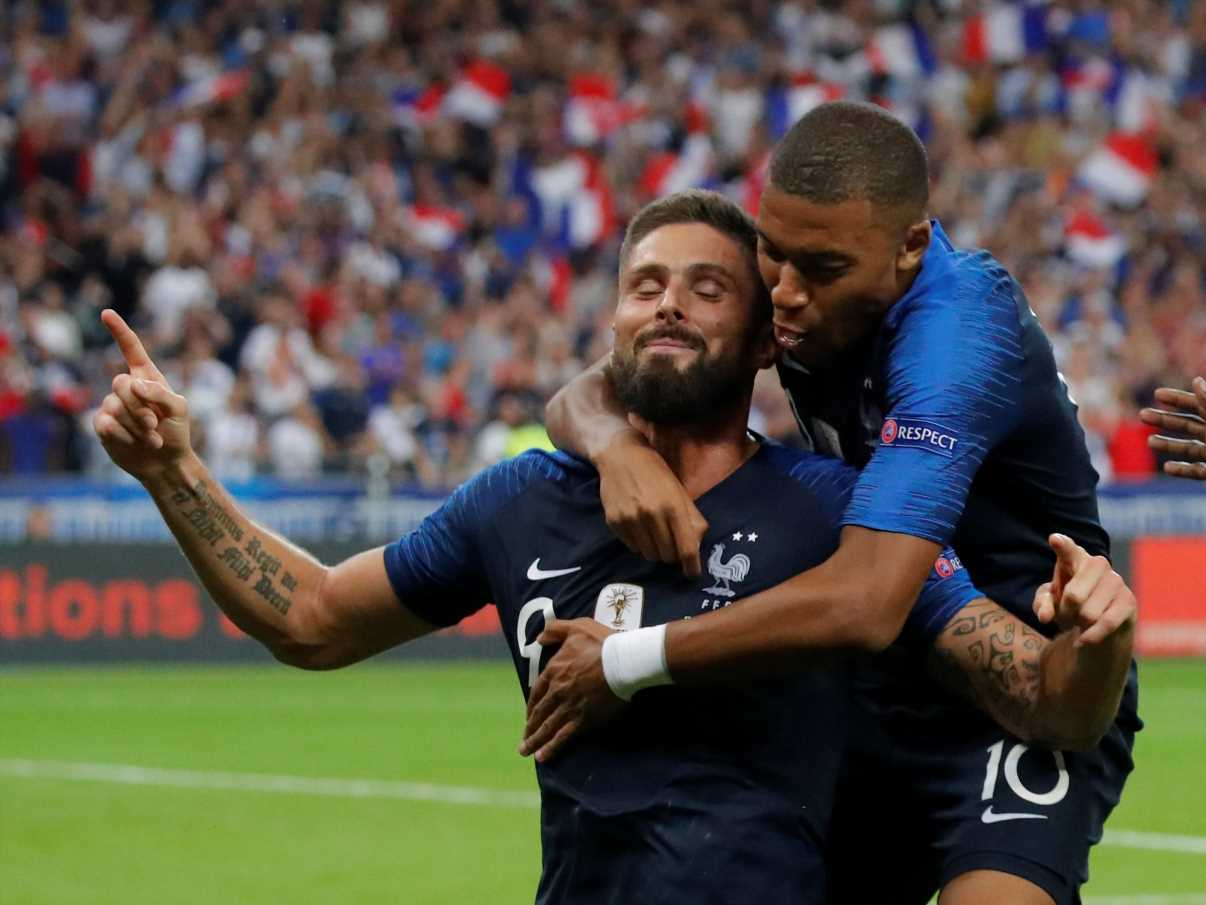 France vs Albania: TV channel, live stream, kick-off time and team news for Euro 2020 qualifying match – The Sun