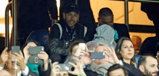 Neymar's Champions League ban cut from three matches to two but PSG star will still miss Real Madrid clash – The Sun