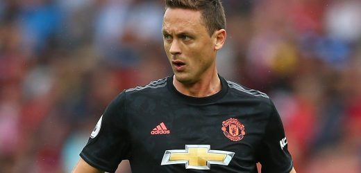 Nemanja Matic was 'forced' to stay at Man Utd this summer – despite transfer interest from AC and Inter Milan – The Sun