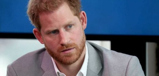 How old is Prince Harry and what is his official royal title?