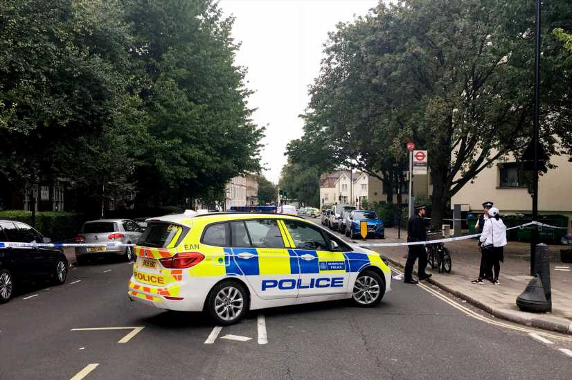 Three killed in 12 hours of violence on London's streets as two men are shot dead and woman is fatally stabbed