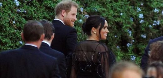 Meghan Markle was picked as the only guest to do a speech at Misha Nonoo's lavish Italian wedding and read out soppy poem about love – The Sun