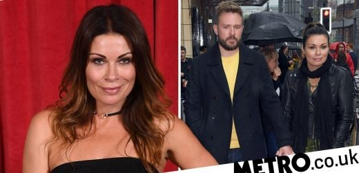 Who is Alison King's fiance David Stuckley and when did they get engaged?