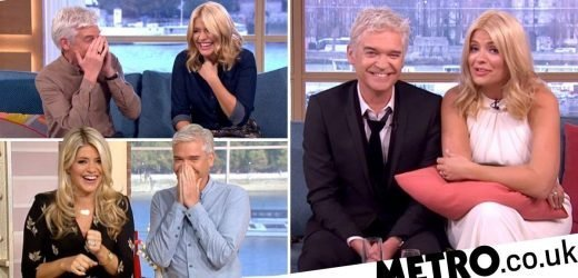 Holly Willoughby and Phillip Schofield's funniest moments from This Morning