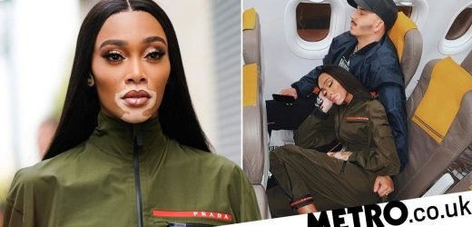 Winnie Harlow moans about having to slum it on economy flight – gets no sympathy