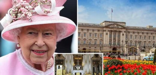 The Queen 'has a cash machine at Buckingham Palace' claims new TV documentary
