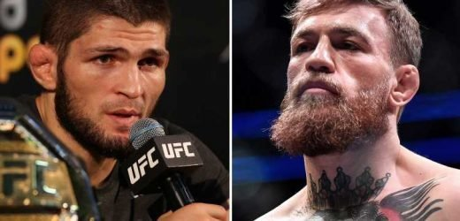 Conor McGregor calls out Khabib Nurmagomedov after Russian's submission win over Dustin Poirier at UFC 242 – The Sun