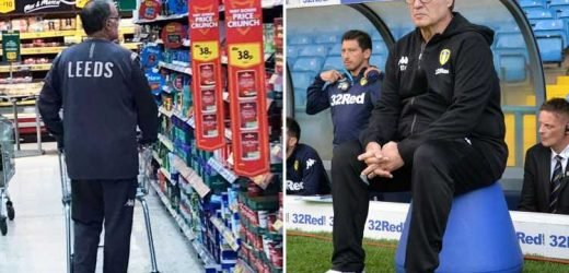 Leeds fans stunned as boss Marcelo Bielsa spotted in Morrisons buying tinned food ahead of Derby grudge match – The Sun