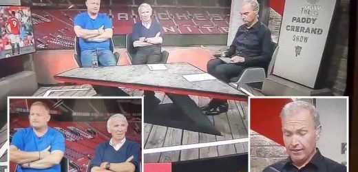 MUTV not taking calls on fan phone-in show after 'f***ing Glazers out' outburst – The Sun
