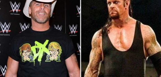 WWE legend Undertaker admits he hated Shawn Michaels that much he wouldn't 'p*** on him' – The Sun