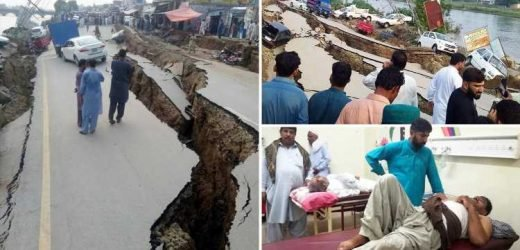 Pakistan earthquake leave 25 dead and hundreds injured as 6.0 tremor rocks Mirpur