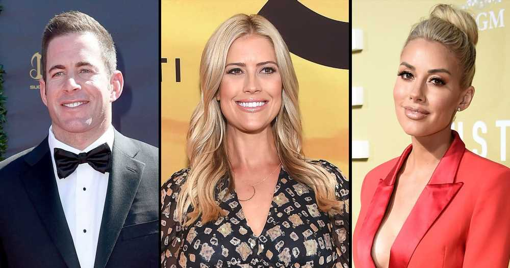Tarek El Moussa Didn't Warn Ex Christina Before Introducing Her to His New GF