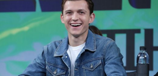 Tom Holland Posts Hilarious Reaction to Spider-Man Staying in the MCU